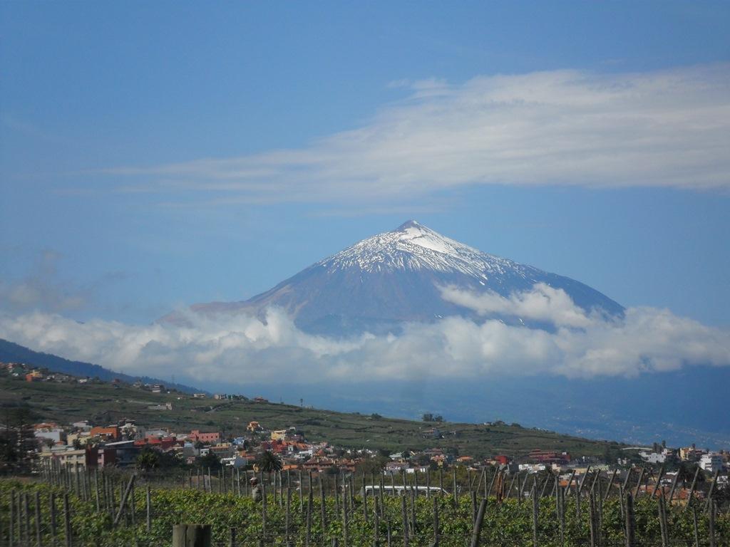 Paisaje Tenerife Norte