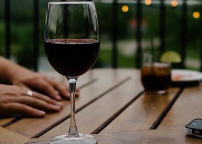 unexpected benefits drinking wine