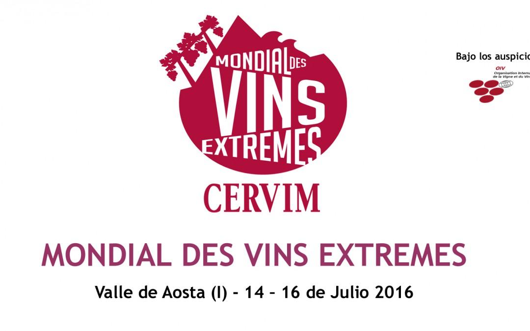 """Nuevos premios para nuestros vinos. """"Concurso Mundial de Vinos Extremos"""""""