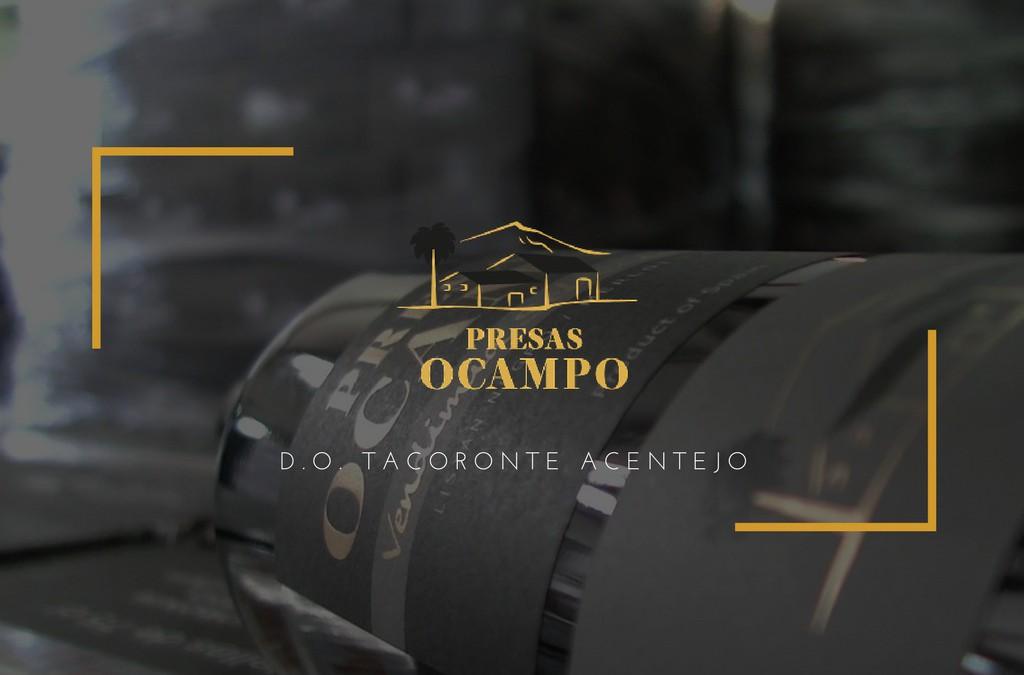 Presas Ocampo y el mes del vino