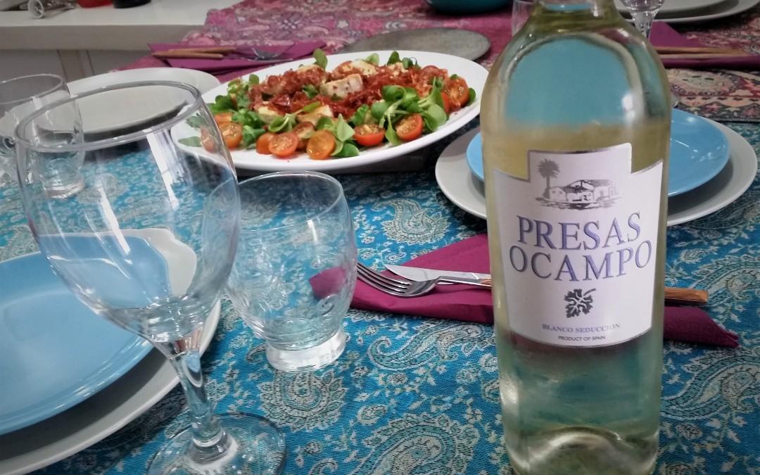 Maridajes, el proceso de casar vinos y alimentos.