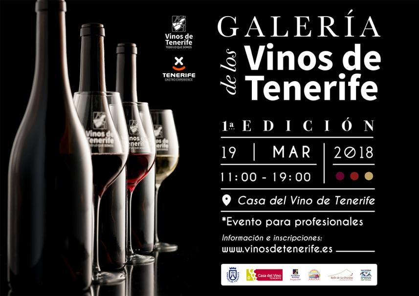 I Edición Galería de los Vinos de Tenerife