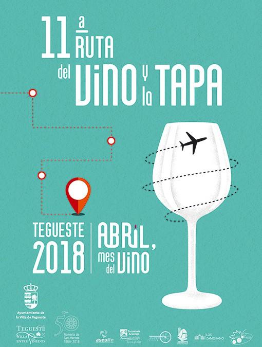 'Abril, Mes del Vino' en Tegueste dejó muy buen sabor de boca