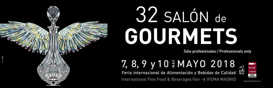 Presas Ocampo asiste a la 32º Edición 'Salón de Gourmets'