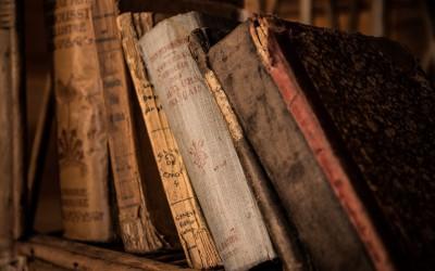 5 libros que tienes que leer acompañado con una copa de vino (Parte II)